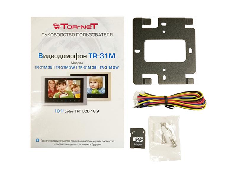 TR-31M GB: Комплектация